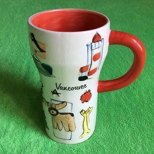 PCF souvenirs tall mug